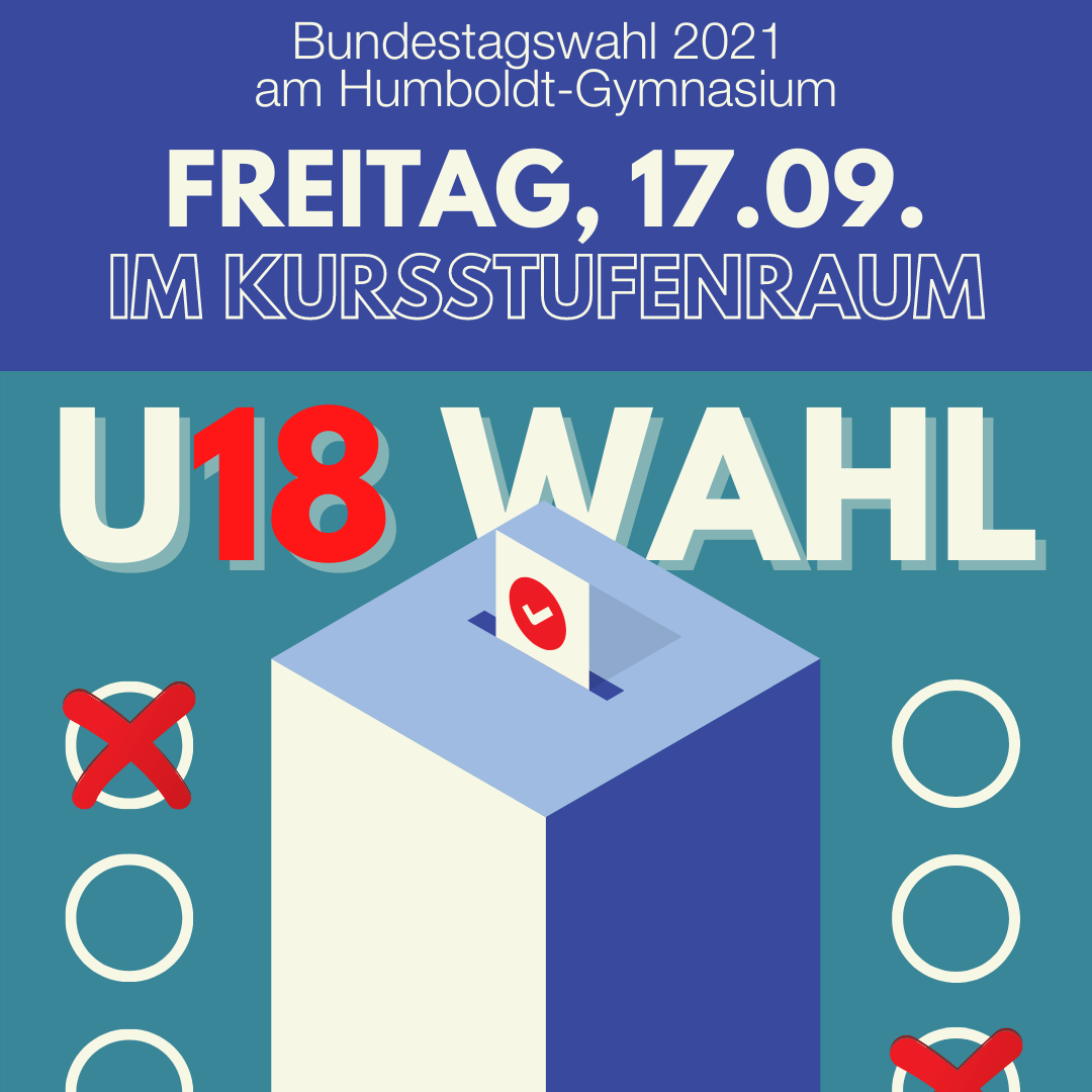 Read more about the article U18 Wahl am Humboldt-Gymnasium